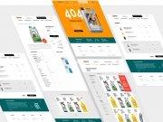 Создание дизайна сайта