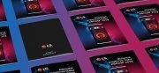 Дизайн и вёрстка каталогов Аудиосистемы LG 2019