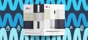Дизайн полиграфии Холодильники LG DoorCooling+