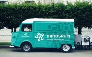 Mindspun Дизайн логотипа и фирменного стиля