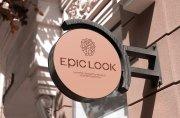 EpicLook Ребрендинг центра косметологии