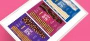 Дизайн упаковки конфет Torte Latte