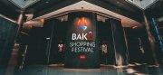 Логотип и фирменный стиль Baku Shopping Festival